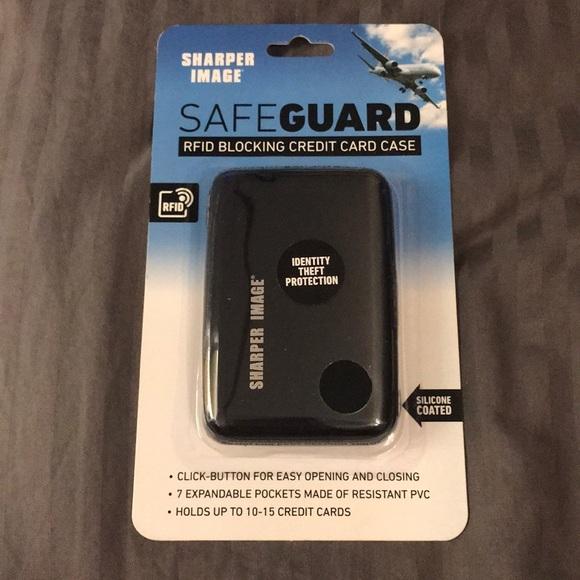 big sale c0263 85e86 RFID blocking card case